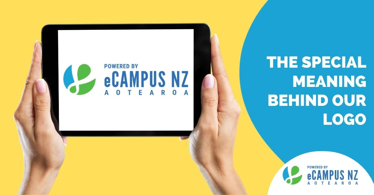 The meaning behind the eCampus NZ logo