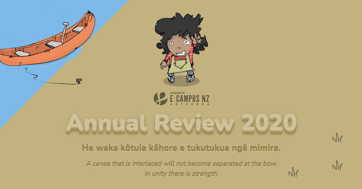 eCampus NZ Annual Review